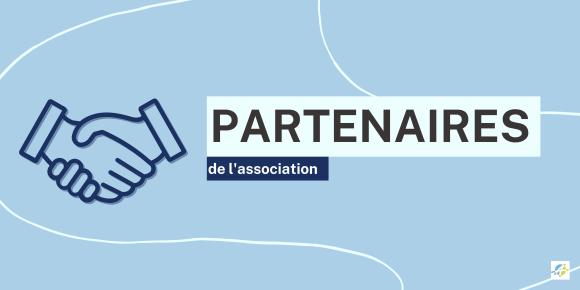 Bannière Partenaires de l'association